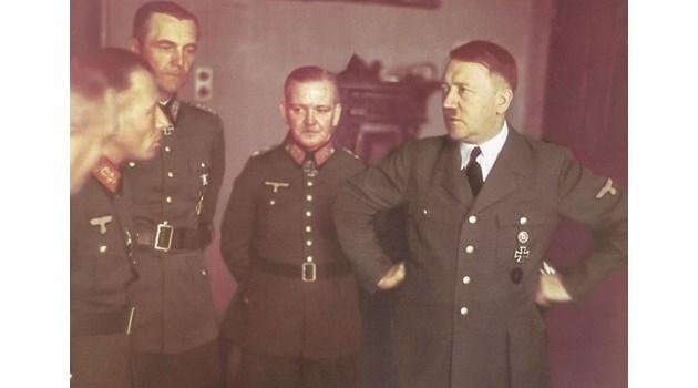 Археолог на Хитлер краде скъпоценностите на Кубрат