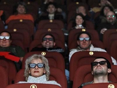 Гледането на филми на ужасите може да помогне на хора с тревожно разстройство.