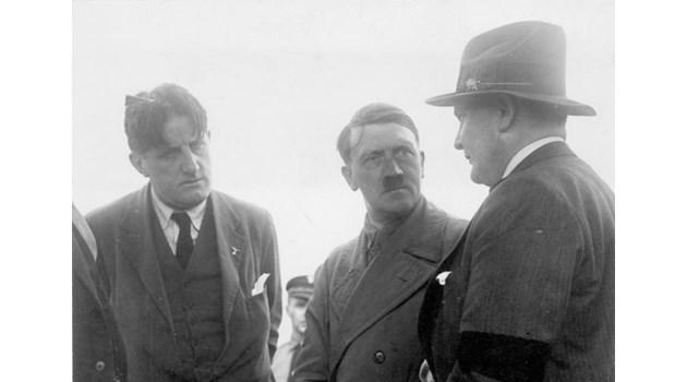 Доклад на ЦРУ твърди: Хитлер е бил садомазохист с хомосексуални наклонности
