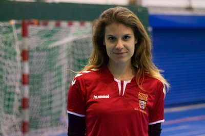 Надя става капитан на женския отбор, когато е на 21 г.
