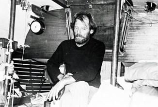 90 години от рождението на кап. Георги Георгиев, който първи обиколи света с яхта (Снимки)
