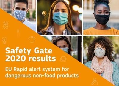 Пандемията намери отражение в последния доклад, 9% от сигналите са за продукти, свързани с COVID-19.