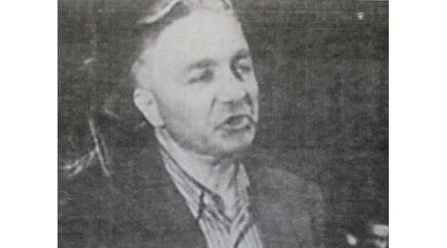 Пратеник на Сталин унижен от Никола Петков