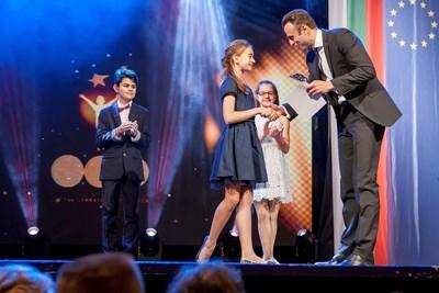 Димитър Бербатов по време на връчването на наградите.  СНИМКИ: LAP.BG