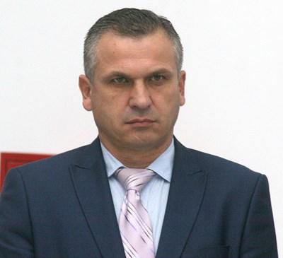 """Кметът на район """"Източен"""" Иван Стоянов"""