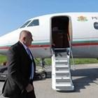 Фалконът пак се счупи преди полет на Борисов