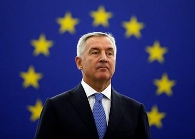 Президентът Мило Джуканович ръководи страната от близо 30 години. СНИМКА: Ройтерс