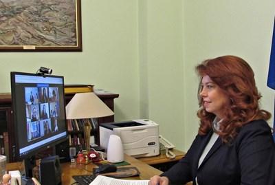 Илияна Йотова Снимка: Президентство