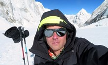 """""""Моли се за мен"""", казва Иван Томов на майка си преди смъртта си в Хималаите"""