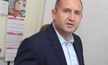Румен Радев се среща с Владимир Путин в Санкт Петербург