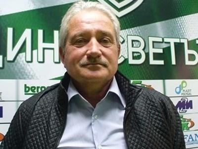 Ферарио Спасов. Снимка Архив