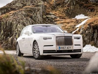 В Rolls-Royce всичко е специално!