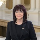 Председателят на парламента Цвета Караянчева СНИМКА: Архив