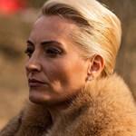 """Ахременко в ролята на Татяна Баркова в сериала """"Глутница""""  СНИМКИ: HBO"""