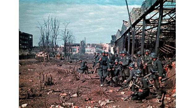 Бреслау пада след Берлин
