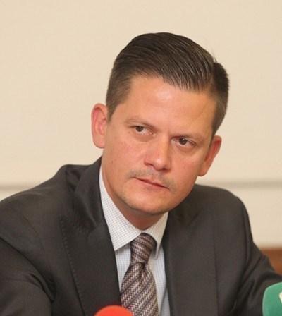 Димитър Маргаритов. Снимка: Архив