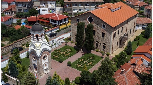 """Как заради предателство изклаха българите в казанлъшката черква """"Св. пророк Илия"""""""