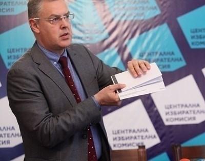 Александър Андреев. Снимка: Архив