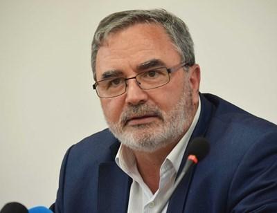 Доц. Ангел Кунчев - главен държавен здравен инспектор