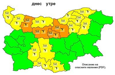 Карта: НИМХ