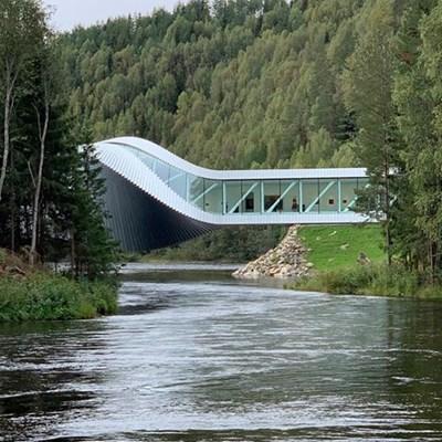 Снимки kistefosmuseum