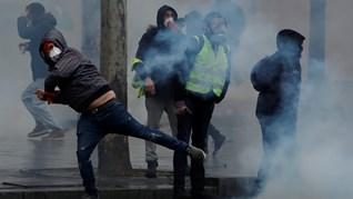 Протестите във Франция взеха осма жертва