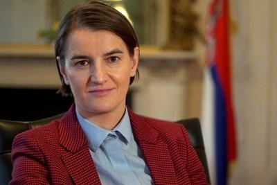 Ана Бърнабич СНИМКА: Ройтерс