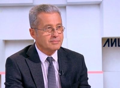 Йордан Цонев КАДЪР: bTV