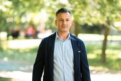 Андон Тодоров, кандидат-кмет на Благоевград: Знаете, че съм човек на делата, няма да ви предам