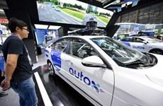 Шънджън въведе първата партида от автономни таксита