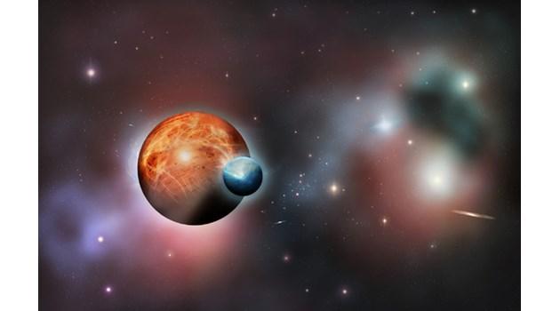 Защо Божествената частица има маса и поле?