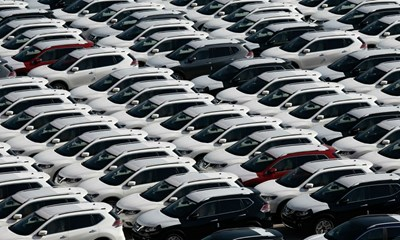 Спад в продажбите на нови коли в ЕС, у нас - обратното