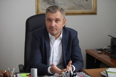 Елен Герджиков СНИМКА: Румяна Тонeва