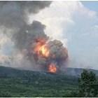 """При взрива в завод """"Миджур"""" край село Горни Лом загинаха 15 души. Подсъдими за трагедията са четирима. Снимка Архив"""