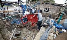 Мощният циклон Тауктае връхлетя Индия