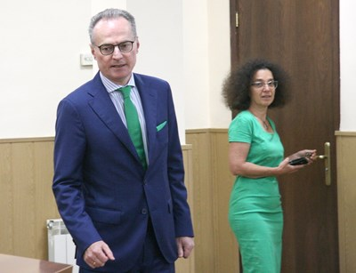 """Лозан Панов отказа да номира свой наследник.  СНИМКА: """"24 ЧАСА"""""""