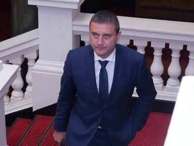 Владислав Горанов СНИМКА: Йордан Симеонов/архив