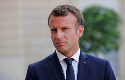 Френският президент Еманюел Макрон  СНИМКА: Ройтерс