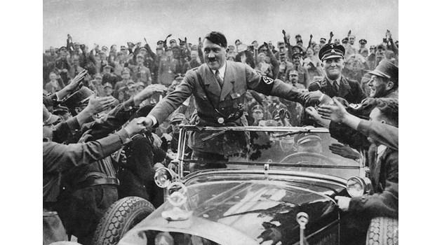Американските секретни служби подготвяли порноатентат срещу Хитлер
