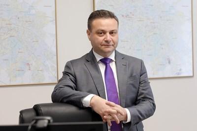 """Александър Александров, изпълнителен директор на """"Топлофикация София"""""""