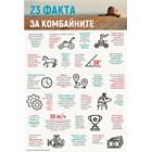23 факта за комбайните (инфографика)