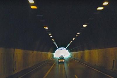 """Тунел """"Топли дол"""" на АМ """"Хемус"""" СНИМКА: Гугъл стрийт вю"""
