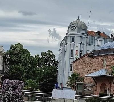 Снимка: Забелязано в Пловдив.
