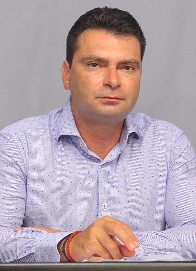 Калоян Паргов Снимка: БСП