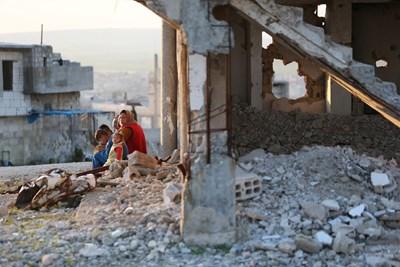 Айн ал-Араб, Сирия Снимка: Ройтерс