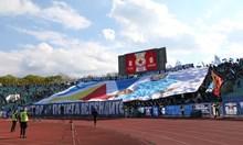 13 футболни фенове са задържани преди, по време и след дербито в София