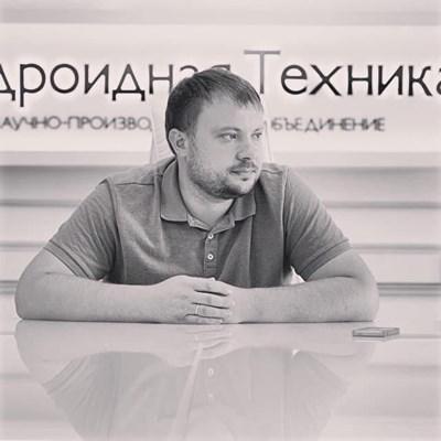 """Изпълнителният директор на """"Андроидна техника"""" Евгений Дудоров СНИМКА: фейсбук/evgeny.dudorov.3"""