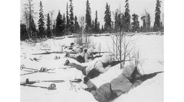 Как малки отряди от скиори разбиха 400 хил. съветска армия