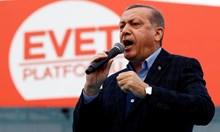 Ердоган: Русия трябва да спре да защитава Башар Асад