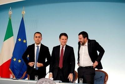 Сенатът на Италия насрочи на 20 август дебата по предложението за вот на недоверие към правителството на Джузепе Конте.